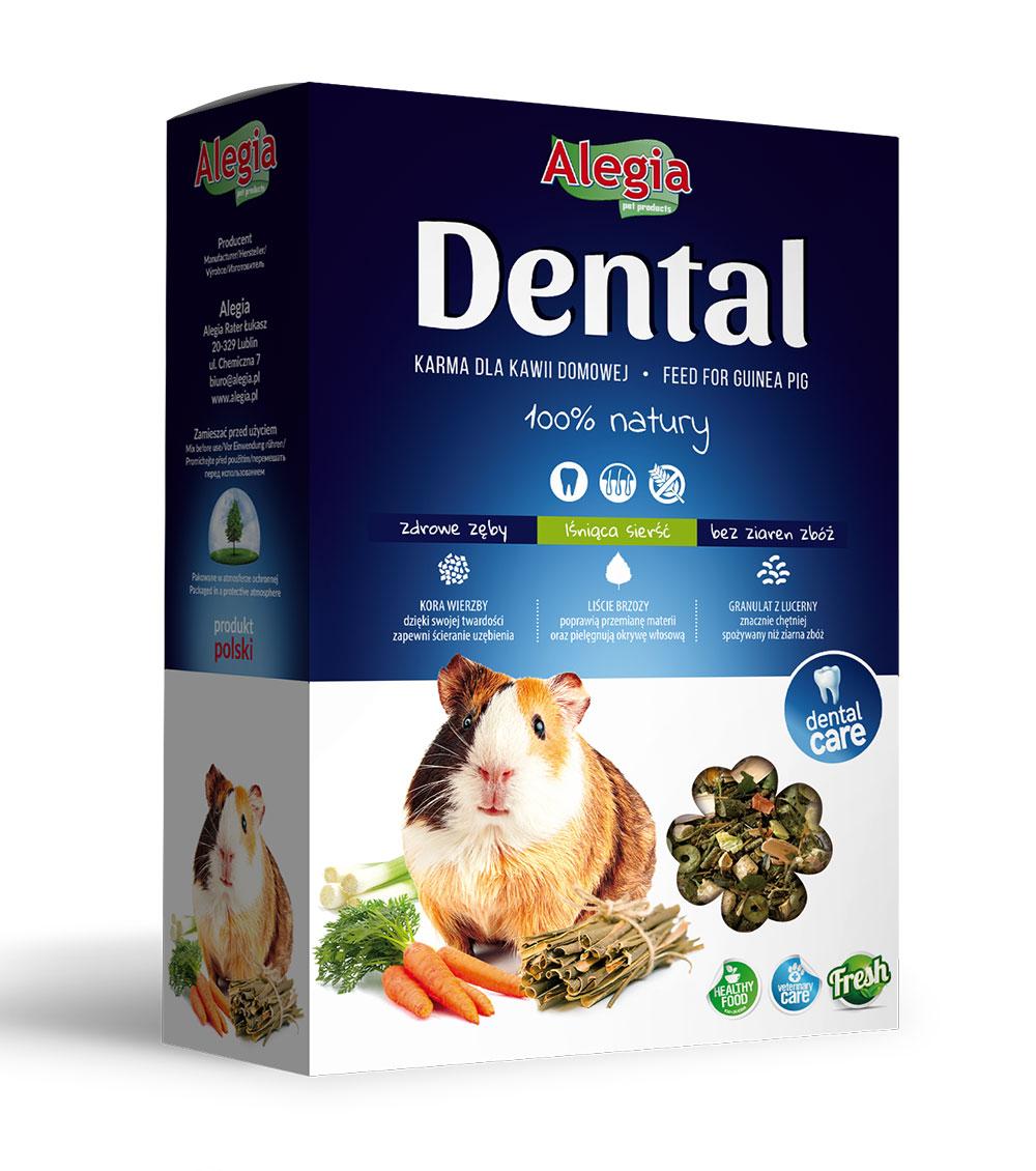 Dental Świnka Morska 300g Alegia