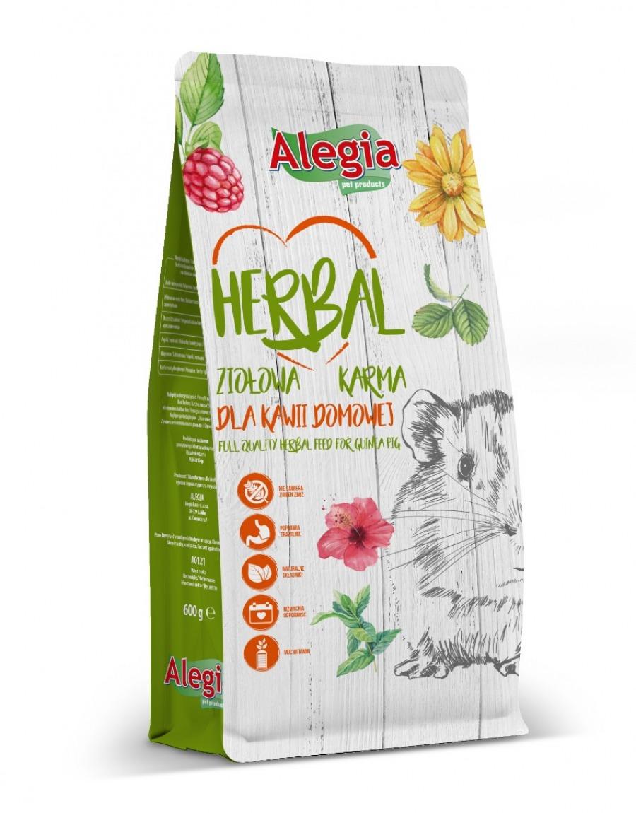 Herbal Kawia Domowa 600g Alegia